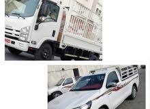 نقل عام لجميع مناطق السلطنه نقل وفك وتركيب الأثاث وأيضا يوجد لدينا شاحنة كبيرة و
