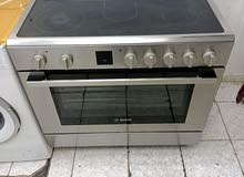 bosch 5 hobs electric cooker new latest model 90×60