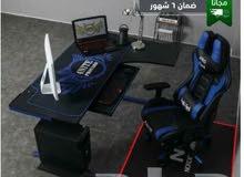 كرسي وطاوله قيمنق سوني مكتب