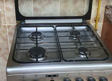 Super General 4 burner Gas Cooker 60x60 + Oven
