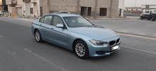 BMW 316I 2014 (Blue)