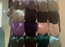 Chiffon scarves