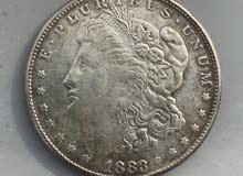 دولار امريكي مورجان