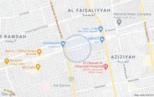 شقه للايجار حي العزيزيه عند ايكيا Apartment for rent in Al Azizia neighborhood a