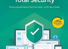KASPERSKY TOTAL Security 2020 / 2 Device / 1 Year