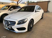For sale Mercedes Benz c200 model 2015 good condition clean klm 165  for more in