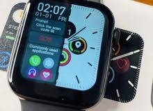 الساعة الذكية موديل W9 أول ساعه smart watch مزودة بإمكانية تشغيل الفيديو وتحميله