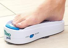 Step Pedi Leg Smoother – جهاز تنعيم ومساج القدمين
