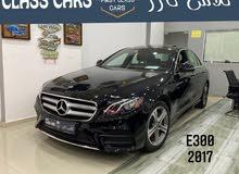 Mercedes Benz E300 black
