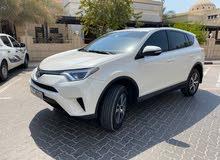 Toyota RAV4 62 000 km UAE  الوارد خليجي (GCC)