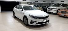 Kia Optima 2019 (White)
