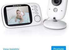 جهاز مراقبة الطفل بيبي مونيتور