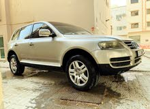 Volkswagen Tuareg 2007 none accident