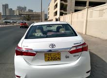 toyota corolla 2015  for argent sale