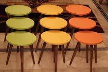 طاولات ال pvc المقاومة للخدش ولوحات بوضوح full hd