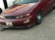 For sale 1994 Maroon Sephia