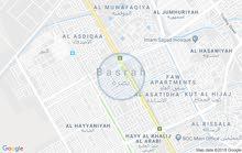 قطعت ارض للبيع المستعجل الموقع امن الداخلي قرب اسواق الأسدي شاءع المدرسه