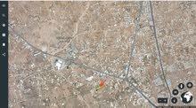 أرض مسجّلة بميدون جربة مساحتها 5000م مربّع