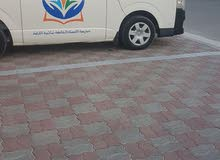 Available for sale! 0 km mileage Toyota Hiace 2013