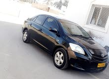 Black Toyota Yaris 2009 for sale