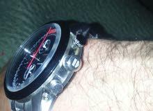 ساعة tag heuer mikrogirder swisse بحالة جيدة