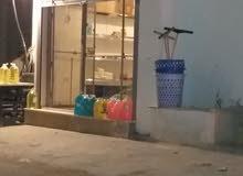 محل للايجار 3.70×5 .. شارع فرعي ... في منتصف شارع الدريبي  كان محل مواد تنظيف  .