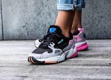 أحذية نسائية nike&adidas
