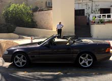 Used condition Mercedes Benz SL 500 1993
