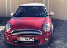 For sale MINI Cooper car in Abu Dhabi