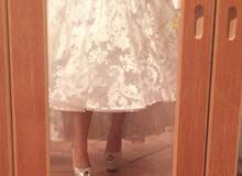 للبيع نفنوف عروس من تصميم الجسمي