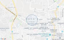 ارض للبيع في وادي احمد بعد دارس علاشارغين شارع 13 وشارع 8
