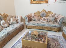 Available for sale in Al Riyadh -  Sofas - Sitting Rooms - Entrances