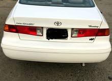 كامري 2002 شرط الفحص سيارة ممتازة