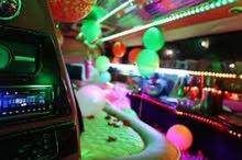 سيارات حفلات