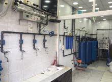 محطة تحلية مياه للبيع