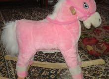 ارجوحة حصان للاطفال بنات اولاد