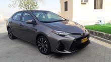 For sale 2017 Grey Corolla