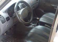 Hyundai Verna in Kafr El-Sheikh