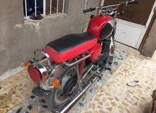 مطلوب دراجه امزت  للبيع