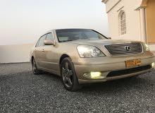 20,000 - 29,999 km mileage Lexus LS for sale