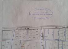 قطعه ارض للبيع حوض الحماره سكن ج بمساحه 847متر على شارعين  حي الجربان المقابلين