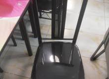 سفر الكراسي حديد والتربيزه قزاز