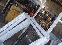 مصنع لمنتجات لالمنيوم و الحداده للبيع