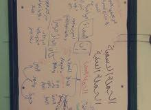 معلم لغة عربية على استعداد تام لتدريس المراحل الاساسية من الصف الاول وحتى التاس
