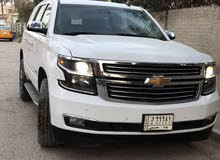 Chevrolet Tahoe 2015 For sale - White color