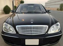Automatic Mercedes Benz S350 2005