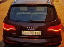 For sale 2011 Brown Q7