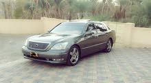 Lexus LS car for sale 2004 in Ibri city