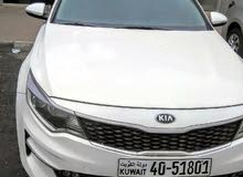 For rent 2018 Silver Optima