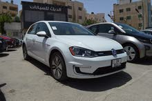 White Volkswagen E-Golf 2016 for sale